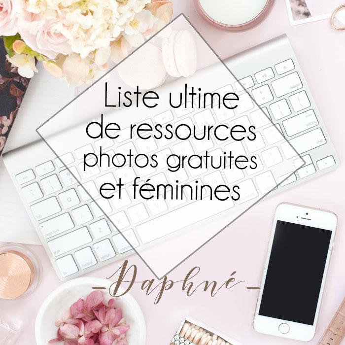 20 sites de photos féminines et libres de droits pour votre blog