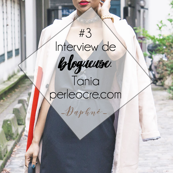 Interview de blogueuse: Tania de la Perle Ocre