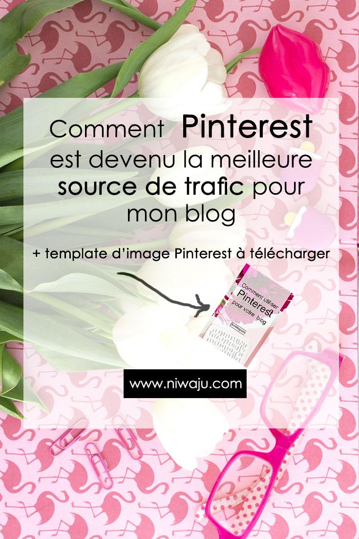 Pinterest source de trafic pour votre blog