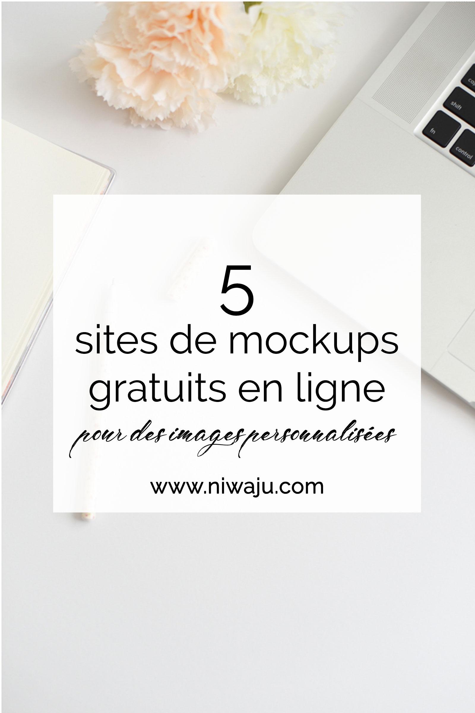5 sites de mockups gratuits en ligne